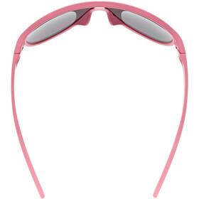 UVEX Sportstyle 512 Glasses Kids pink matt/mirror red